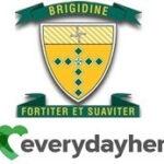 Just-In Time Electrical - Brigidine Everyday Hero Logo